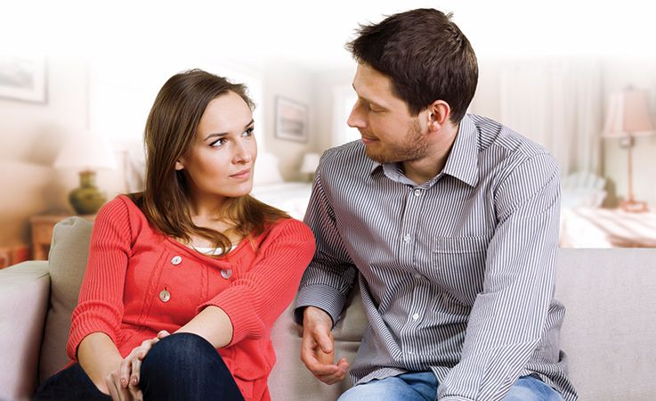 Harassment from wife or husband is not necessary to bear by the person