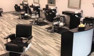 Visit a Barber Place