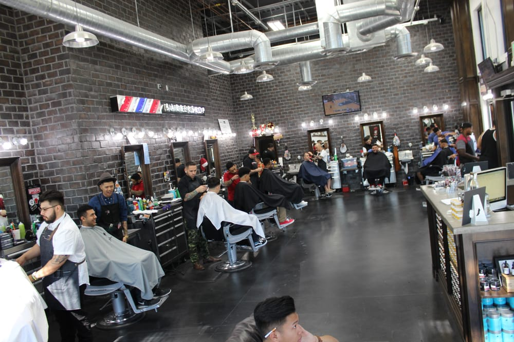 barbershop stations