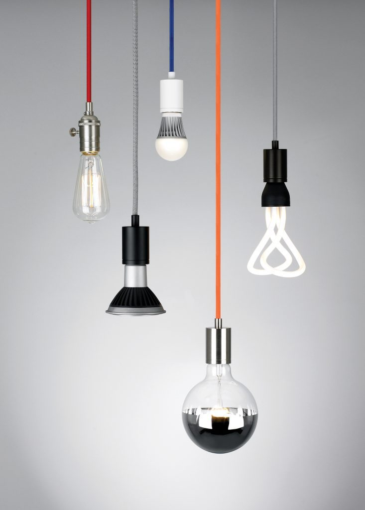 New LED lamps