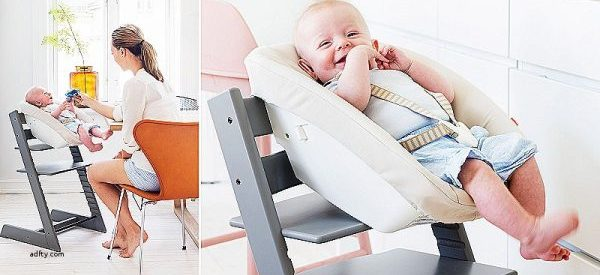 horizontal and vertical baby tables
