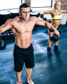 Achieve physical fitness with your house fitness