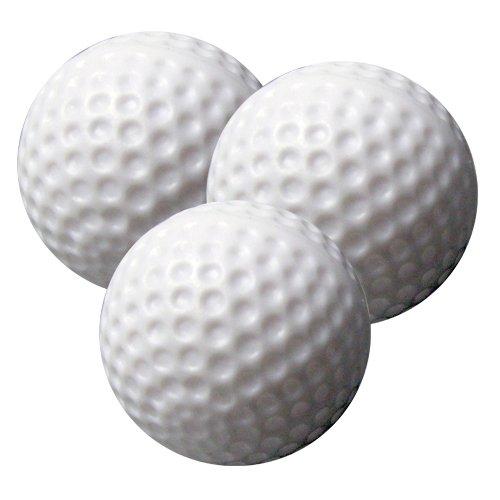 variety of golf balls