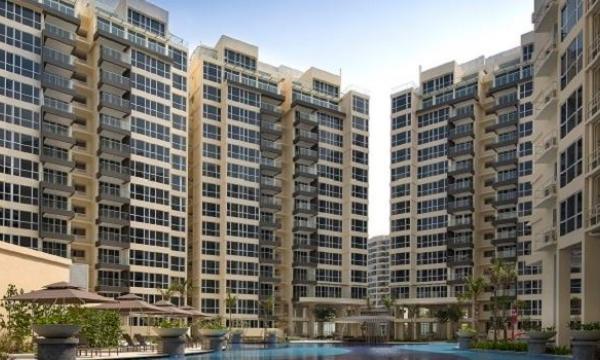 Silat Avenue condominium