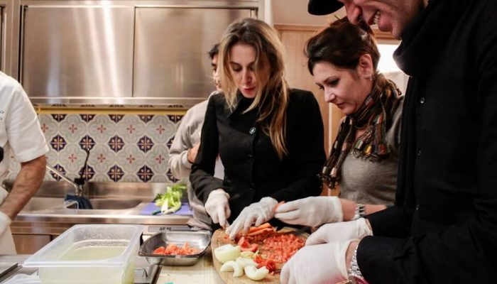 cooking vacations in France