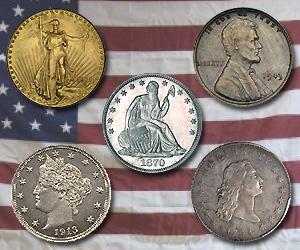 collecting rare coins