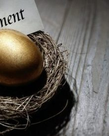 Retirement planning – Building a nest egg for the golden years