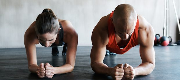 Successful Strengthening Workout Routine