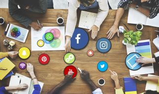 Business Prospects with Social Media