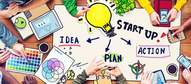 Ideas for setting up a startup business